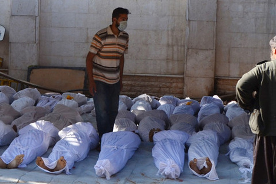 weapons inspector refutes us syria chemical claims - 982×585