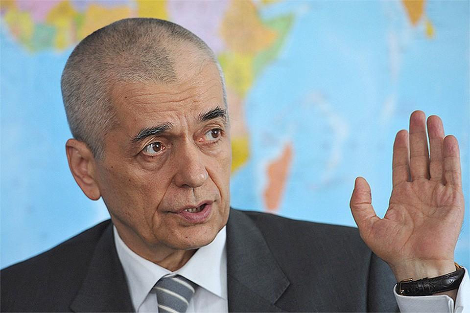 Российским ответом на скандал с Уралкалием стало повышенное внимание Роскомнадзора к качеству белорусских продуктов