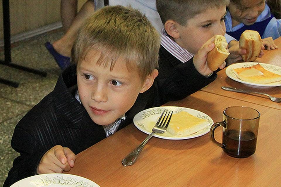 7 правил здорового питания для школьника