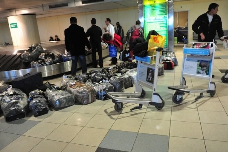 сколько времени занимает получение багажа в аэропортукредит через интернет