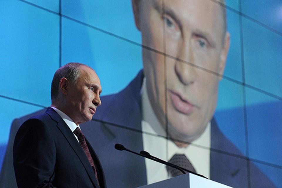 Путин говорил о невозможности вернуть советскую идеологию, о ценности человеческой жизни