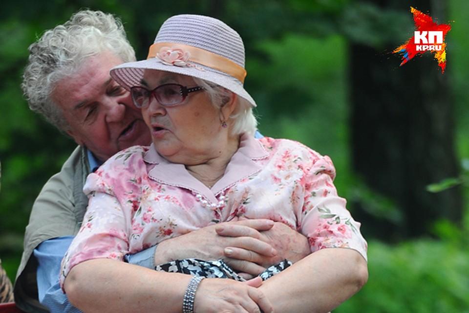 Знакомства в ульяновске для пожилых людей