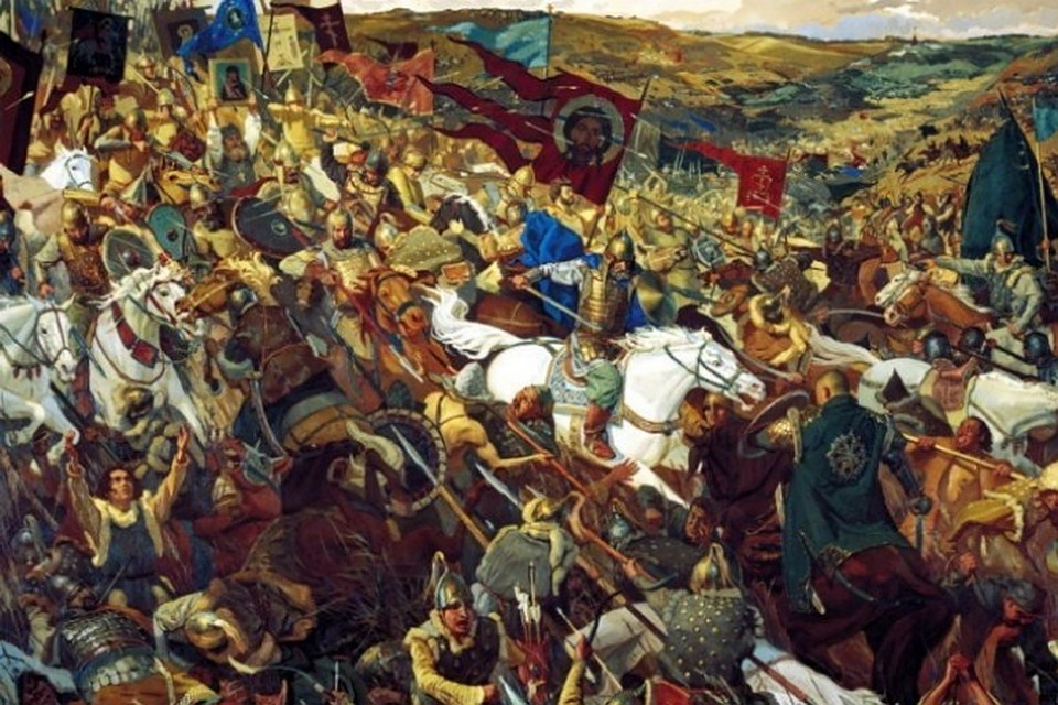 Реферат о куликовской битве кратко 6128