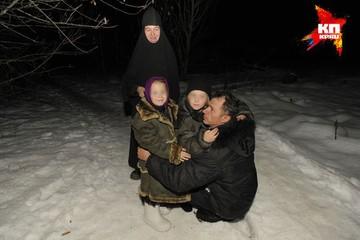 Отец оставил детей-отшельников зимовать в пермской тайге