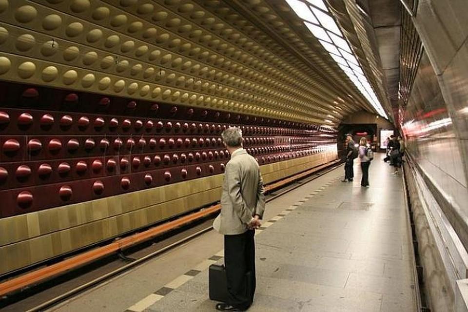 Вагон Для Знакомств В Праге
