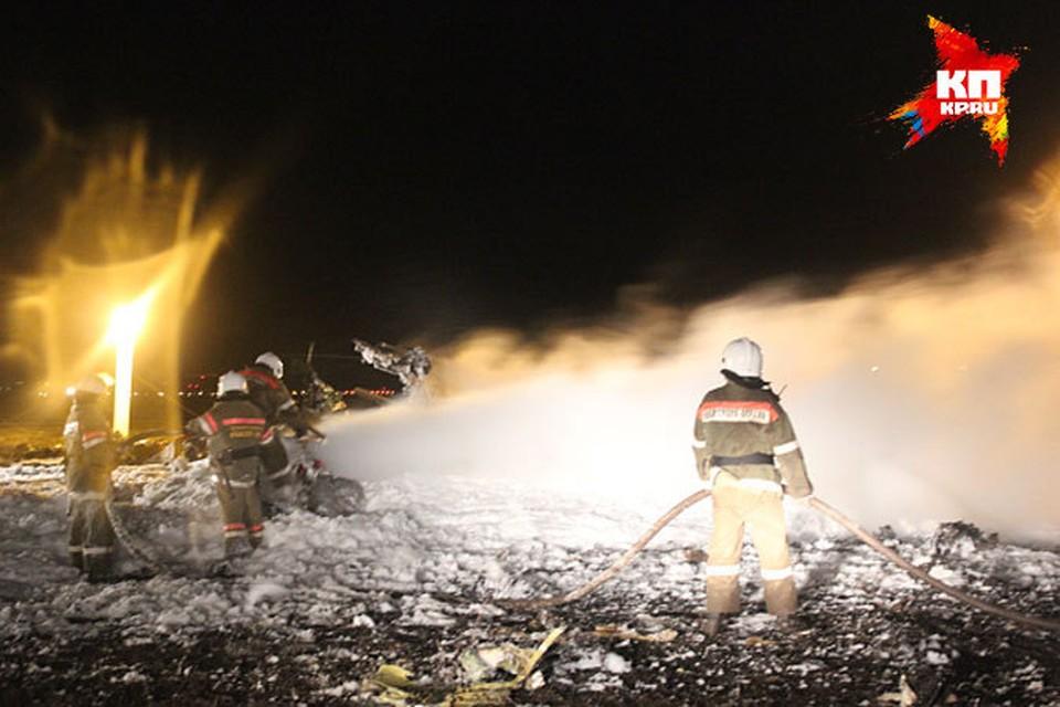 Авиакатастрофа, произошедшая в минувшие выходные в Казани, унесла жизни 50 человек, всех, кто находился на борту