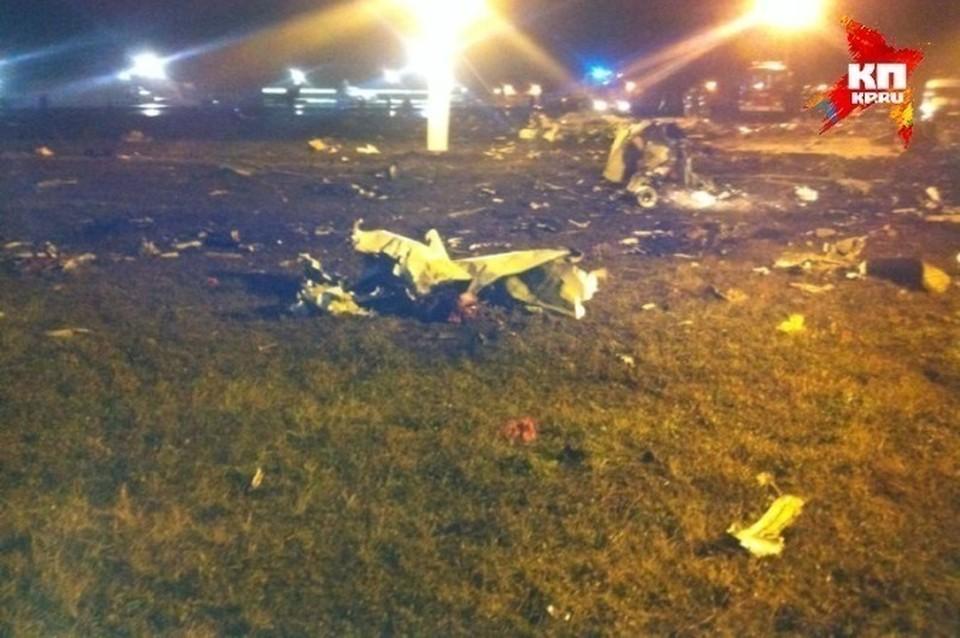 17 ноября в 19.24 в международном аэропорту Казани разбился самолет авиакомпании «Татарстан»