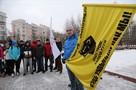 Челябинские силачи вышли на улицу попросить помощи у горожан