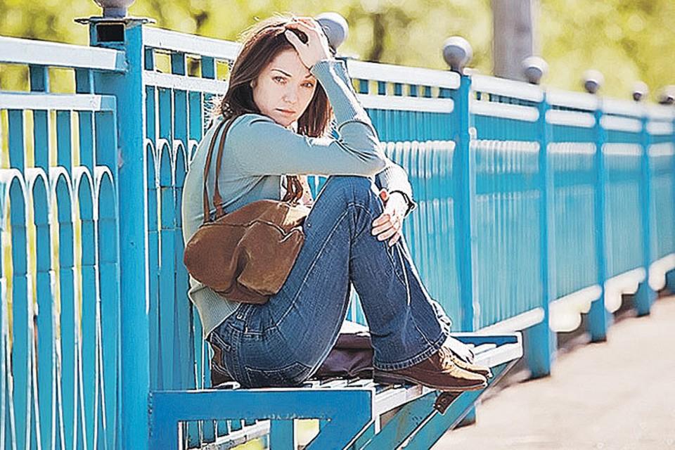 В Ольге (Мария Аниканова) узнают себя тысячи разведенных женщин.