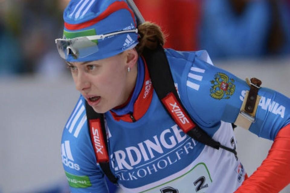 Ольга Вилухина принесла нашей стране серебро.