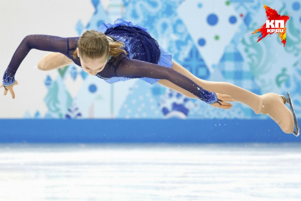 К Юлии Липницкой слава пришла в пятнадцать лет.