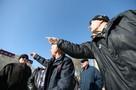 Жители Ставрополя вышли на митинг против застройки стадиона