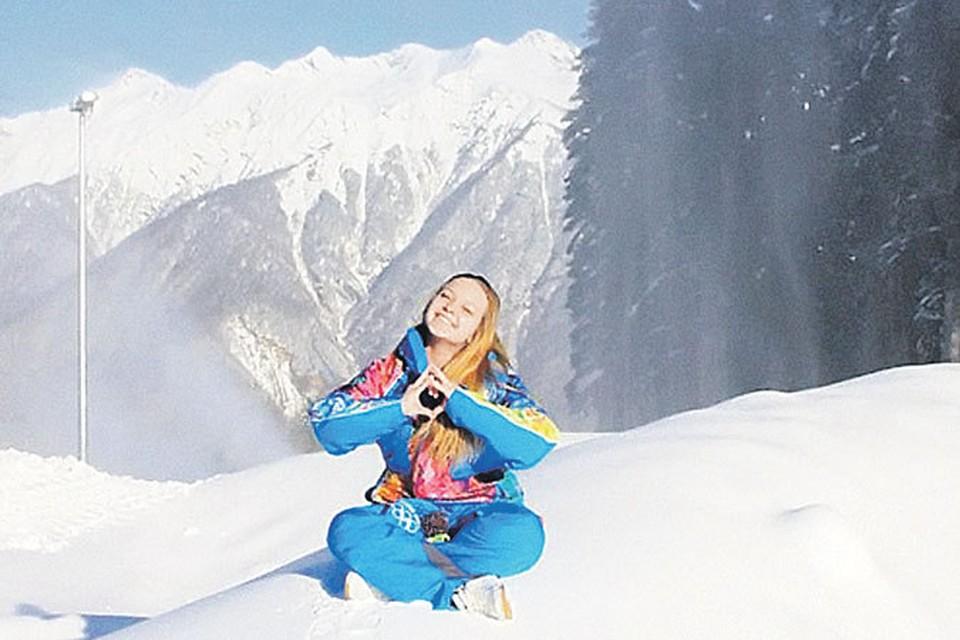 Марина Беспамятнова без памяти влюбилась в Олимпиаду. И, кажется, не только в нее...