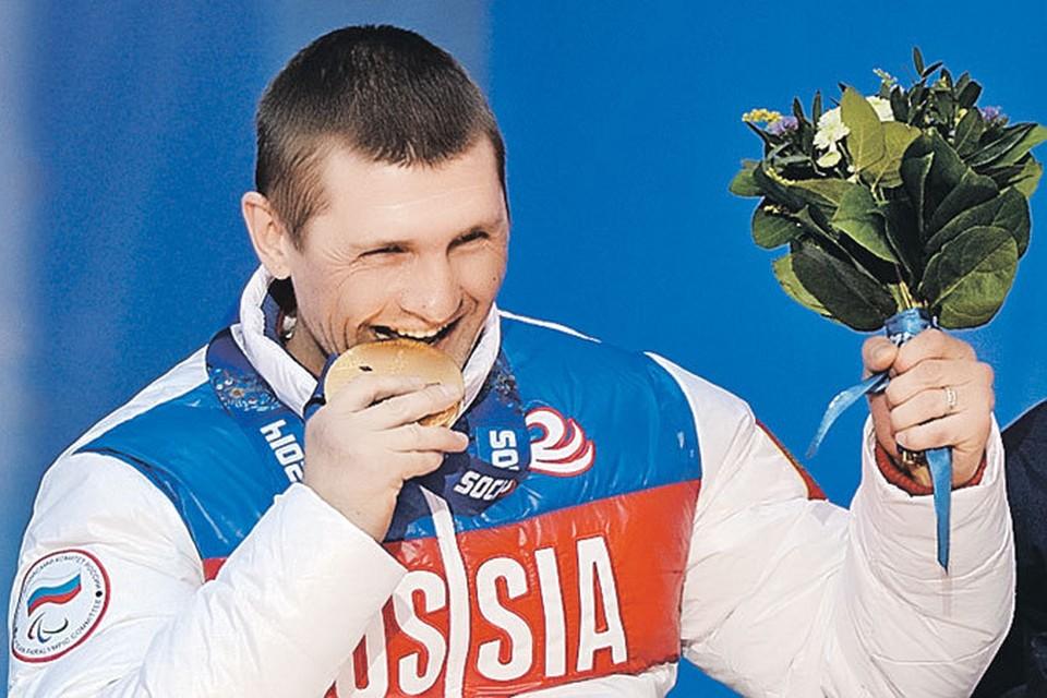 Для победителя Романа Петушкова «золото» стало уже третьим на этой Паралимпиаде!