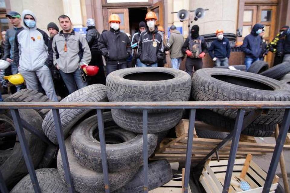 В последние дни на юго-востоке Украины резко обострилась обстановка