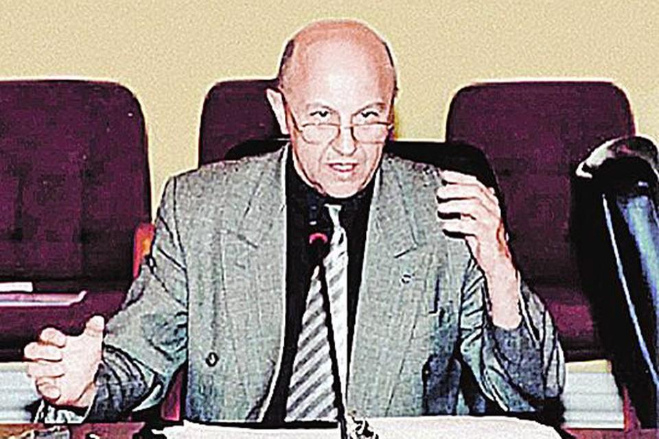 Директор Центра русских исследований Московского гуманитарного университета Андрей Фурсов.