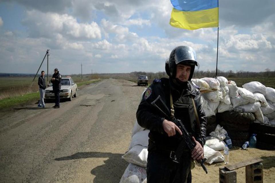 Украинские военные продолжают уничтожать Славянск установками «Град»