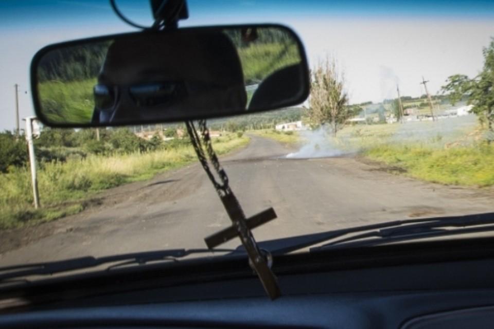 Под обстрел в Донецке попали сотрудники нескольких российских газет и телеканалов