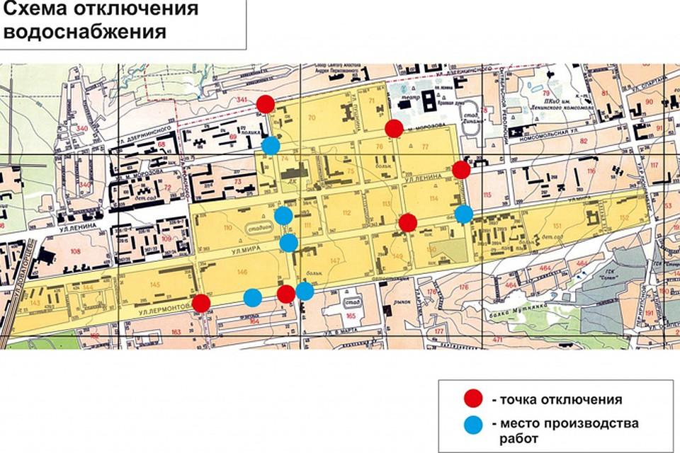 Город Ипатово