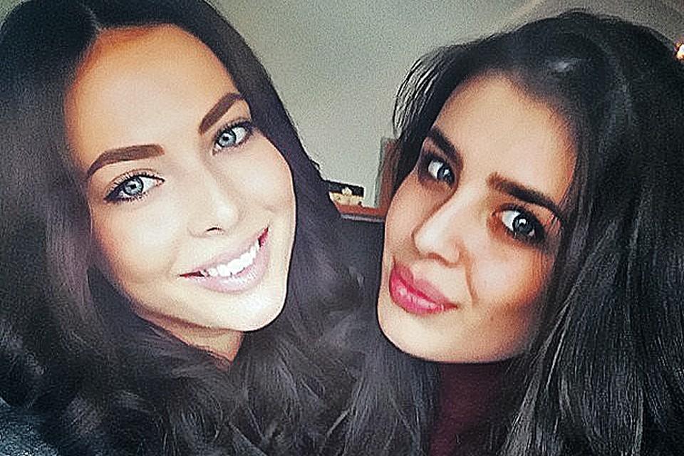 «Мисс Россия-2013» Эльмира Абдразакова (справа) и «Мисс Россия-2014» Юлия Алипова - обе весьма похожи на Анджелину Джоли - потому и стали королевами, что их природная красота сочетается сегодня с идеальной