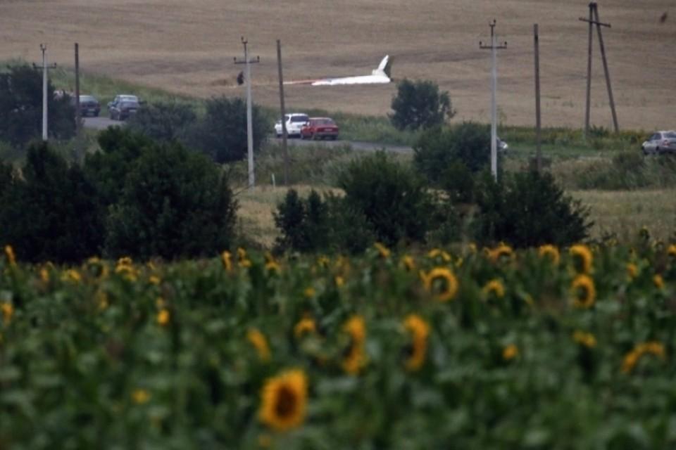 На борту самолета находились 298 человек: выжить не удалось никому