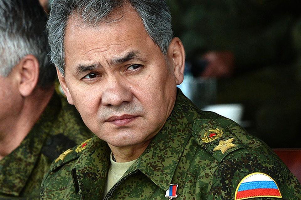 Министр обороны РФ Сергей Шойгу проинспектирвал Тейковскую ракетную дивизию