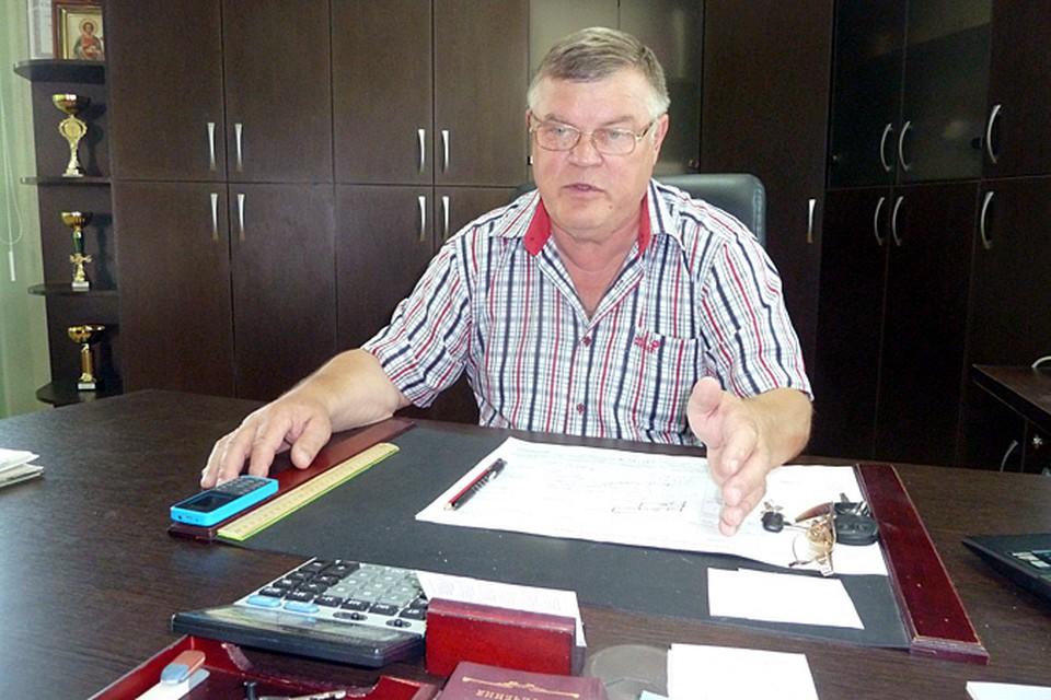 На прошлой неделе глава Краснодонского района Луганщины Александр Кравцов похоронил двух своих родственников