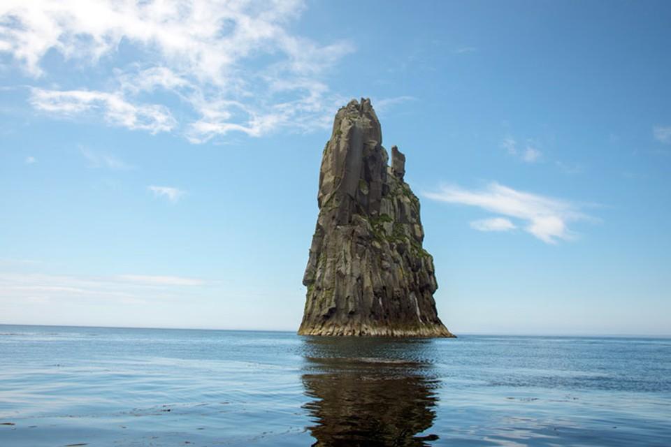 Когда мы подошли к этим скалам, еще не представляли, какую красоту нам сейчас предстоит увидеть.
