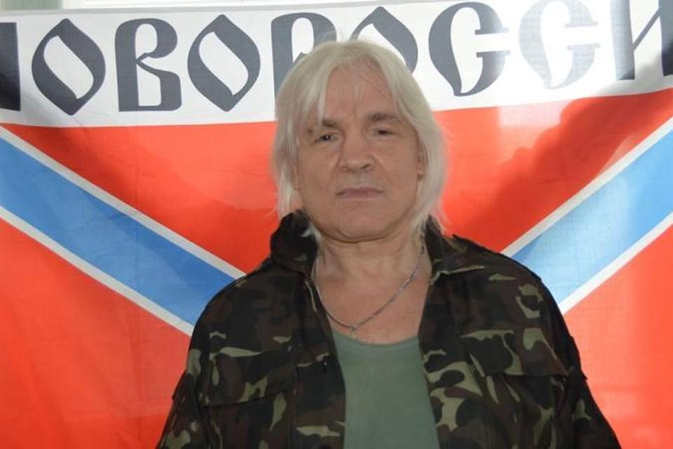 Нацгвардия взяла в плен поэта Юрия Юрченко