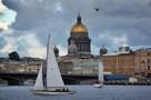 Морской фестиваль в Санкт-Петербурге