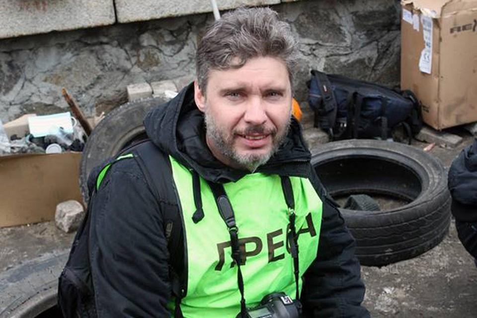 В Следственном комитете РФ подтвердили гибель фотокора Андрея Стенина