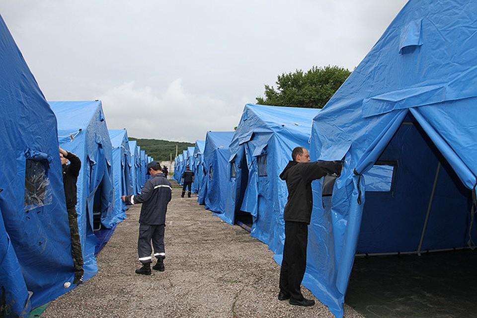 кажется, лагерь беженцев с украины необходимо очистить поверхность
