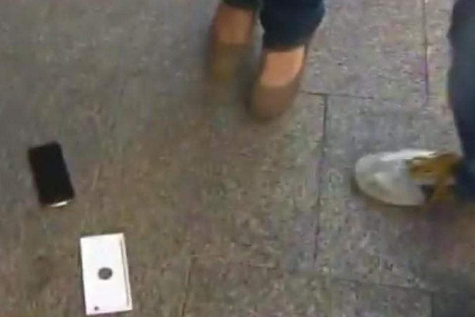 Кадр из видео с YouTube