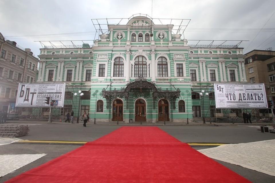 Большой драматический театр имени Товстоногова ремонтировали три года