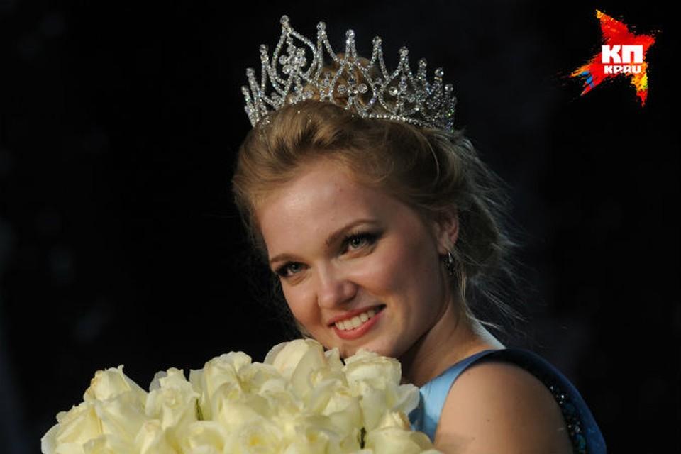 Победительница конкурса - Мария Маркина