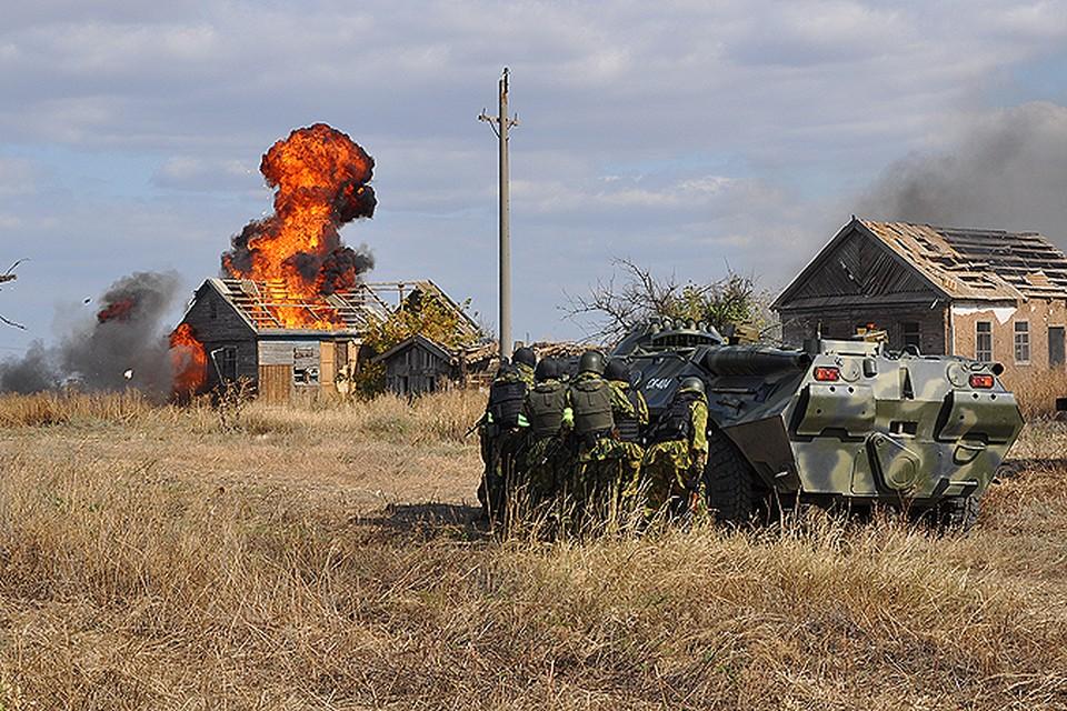 Фото: оперативный штаб ВО