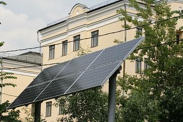 На московских домах появятся солнечные батареи