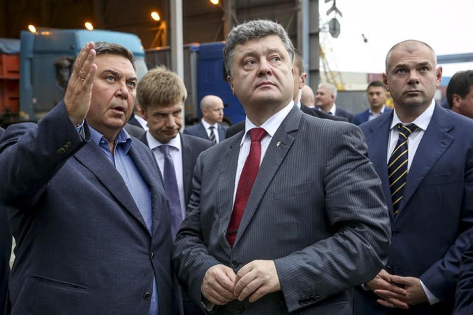 Петр Порошенко напомнил, что Одесса «заплатила очень высокую цену» во время трагических событий 2 мая