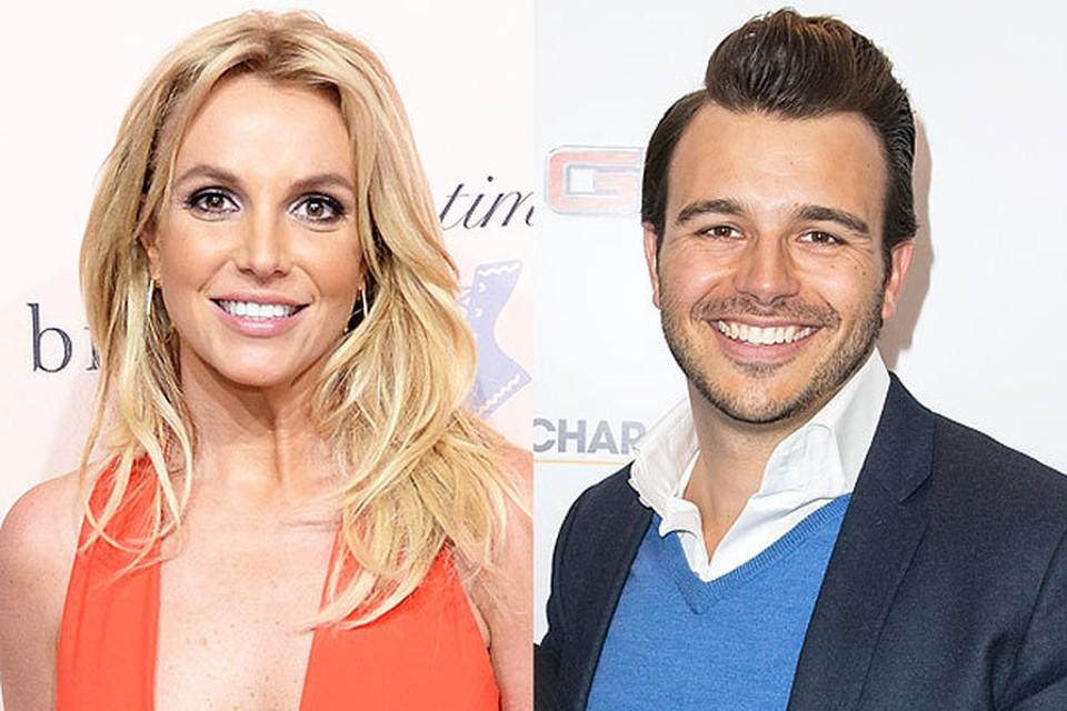 Новым избранником Бритни Спирс стал 31-летний ТВ-продюсер - Чарли Эберсол, сын известного телемагната Дика Эберсола