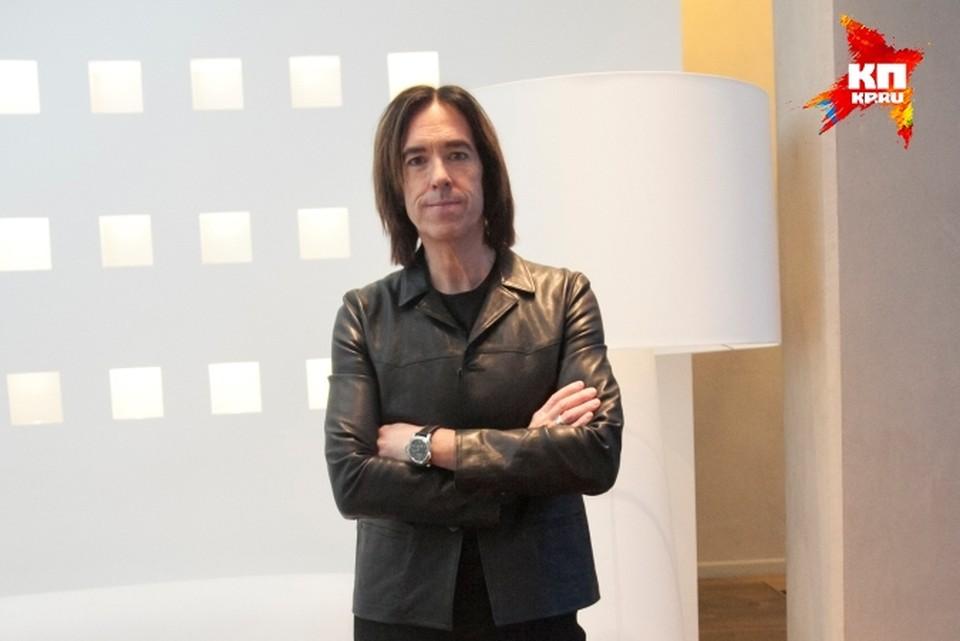 Вокалист и автор группы Roxette Пер Гессле