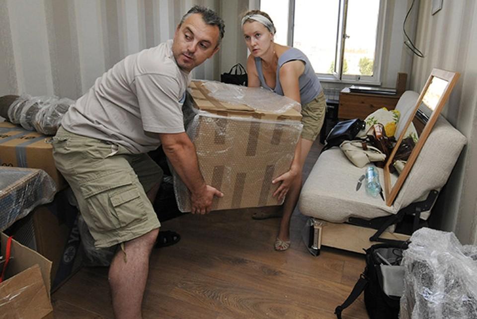 Крымчан, которые сейчас проживают в аварийных домах, переселят в новостройки