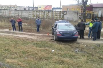 Посол Беларуси стал участником ДТП в Смоленской области, двое погибших