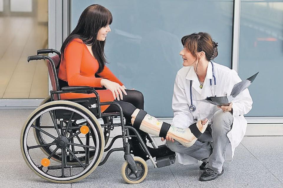 Если человек получил производственную травму, ему оказывается медицинская помощь за счет средств Фонда.