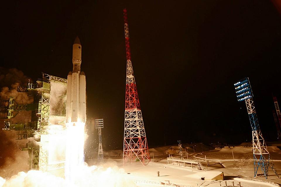 В 09 часов 01 минуту (мск) ракета была взята на сопровождение средствами Главного испытательного космического центра им. Г.С.Титова