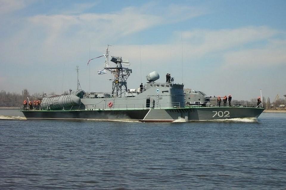 """Ракетный крейсер """"Буденновск"""" станет памятником на Ставрополье"""