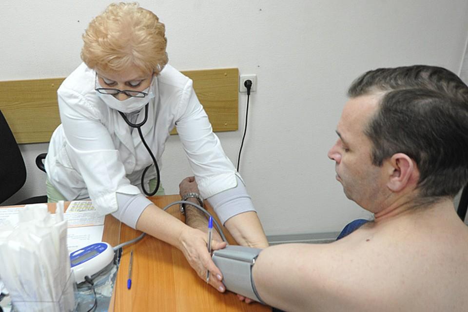 В каждом десятом случае повышенное давление - симптом какого-то другого заболевания