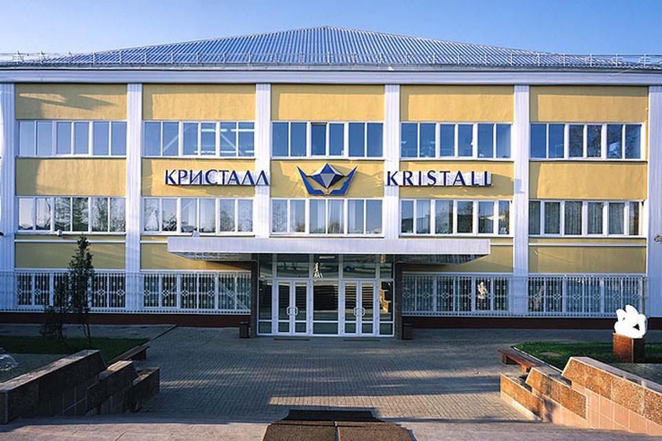 Губернатор Смоленской области попросил премьер-министра РФ поддержать ОАО ПО «Кристалл».