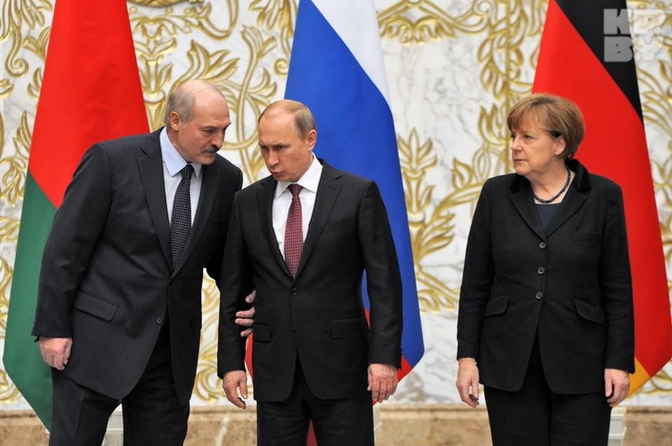 Эмоции мирных переговоров