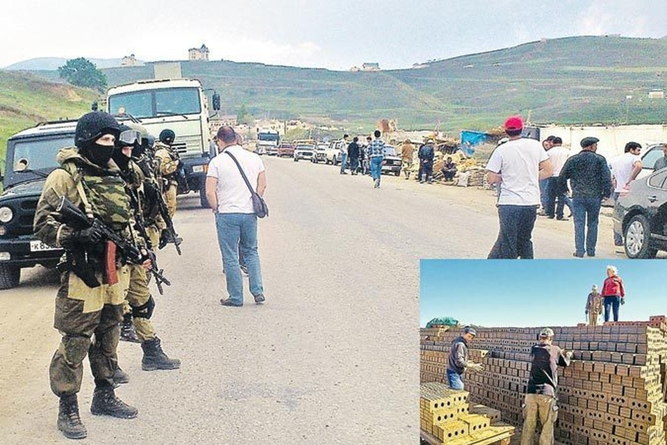 В Дагестане закрыли кирпичные заводы. ФОТО: из архива КП