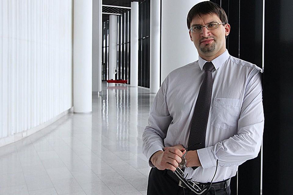 Профессор Сколковского института науки и технологий (Сколтеха) Дмитрий Тетерюков